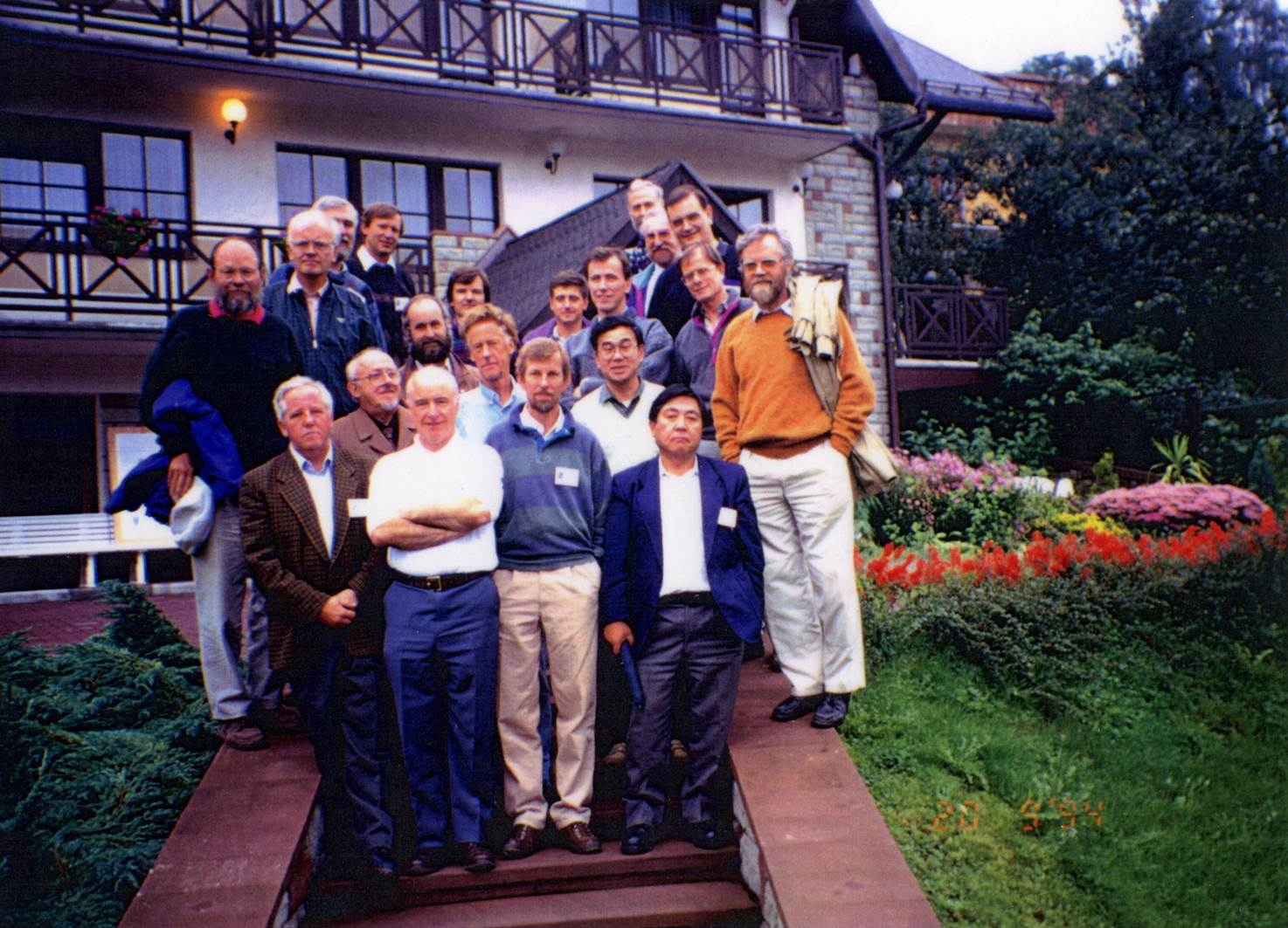 1994 Wisla group photo